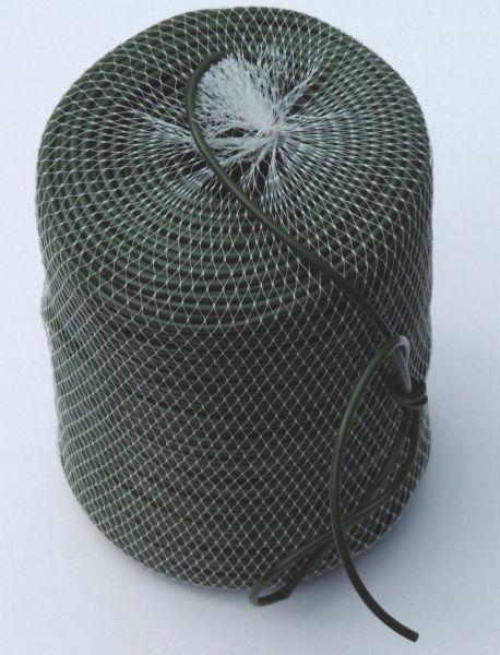 Hohlschnur Bindeschlauch 200m Ø3mm in grün Bindeband Bäume Binde Schnur Band