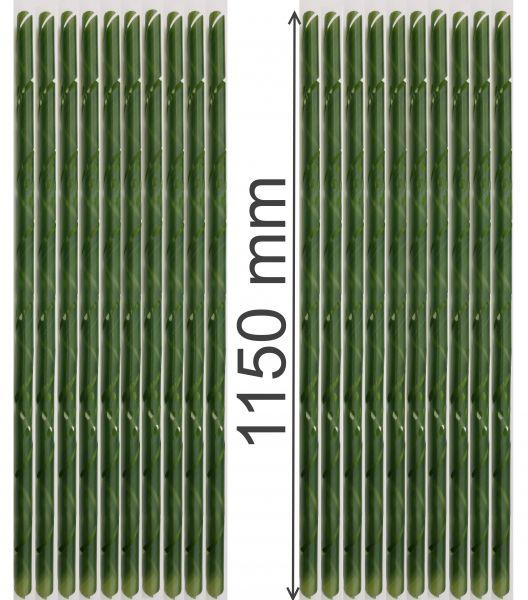 20 x Stamm-Schutz Spirale 115 cm lang Fraßschäden Baumschutz Rindenschutz Bäume Baumspirale