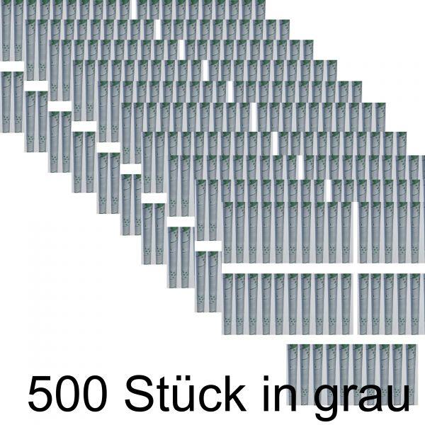 500 Stk. Obstbaum Stammschutz grau